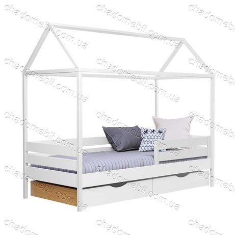 Ліжко Будинок для дитини з дерева БУК /Кровать Домик для ребенка БУК