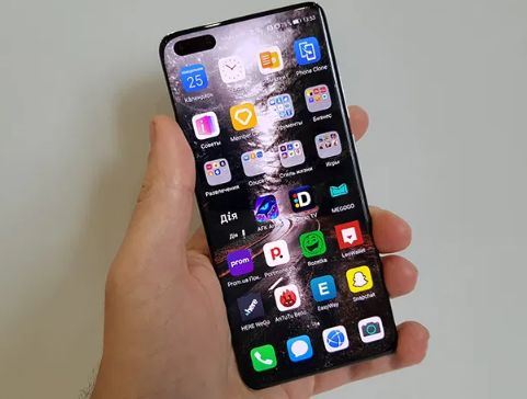 Мобильный телефон HUAWEI P40 PRO Хуавей п40 про + Два Подарка