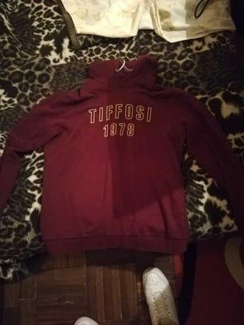 Sweat Tiffosi 1978 vermelha