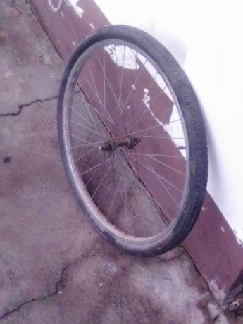 Koło do roweru 26x1,75 KOMPLETNE Z DENTKĄ