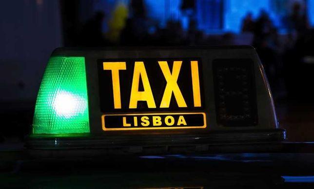 Vende-se Firma De Táxi De Lisboa C/carro