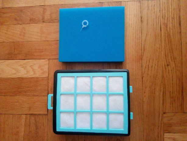 Фильтры на пылесос Phillips Power Pro hepa фильтр