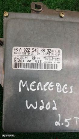 Centralina Motor Mercedes Benz W202 C250 2.5Td 1997 Ref. A0225453832