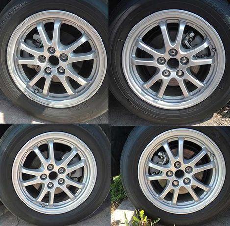 Felgi aluminiowe Prius IV