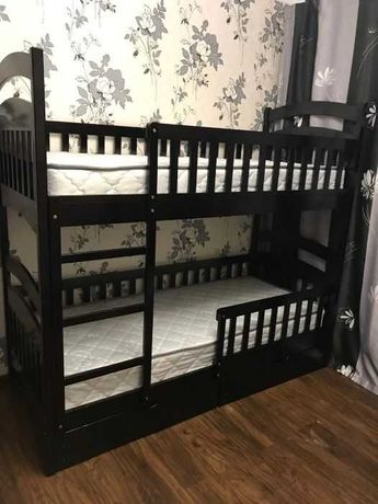 Детская кровать, двухэтажная кровать от производителя. На Гагарина