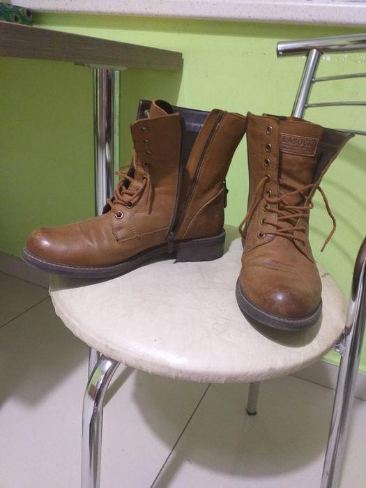Lasocki buty skórzane Radomsko - image 1