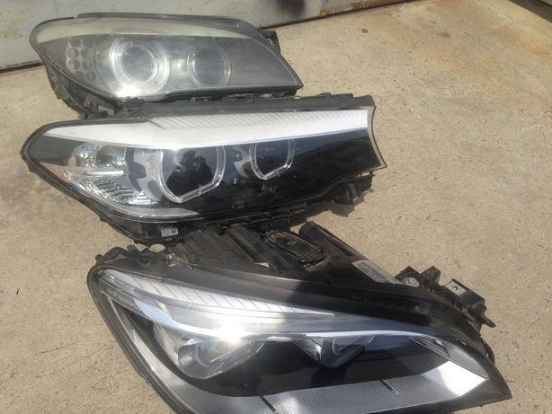 фара правая BMW 7 F01 F02 FULL LED, 5 G30 LED, F10 F11 FULL LED