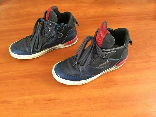 Фирменные кеды (ботинки) на мальчика Compagnucci 20.5 см