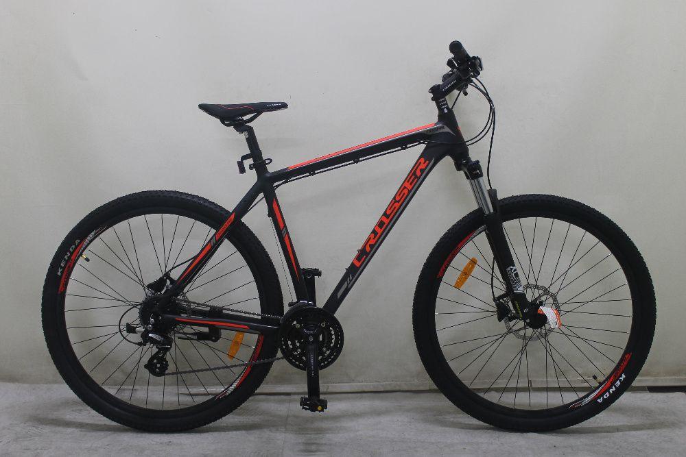 Велосипед горный найнер ГИДРАВЛИКА Crosser One 26 и 29 рама 19 и 21 Днепр - изображение 1