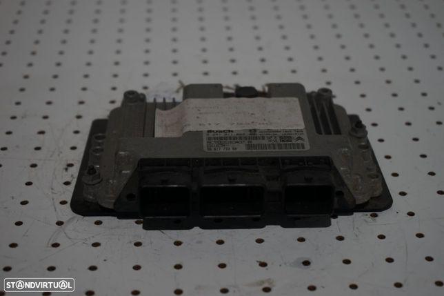 Centralina Motor Citroen C4 1.6HDi 2007