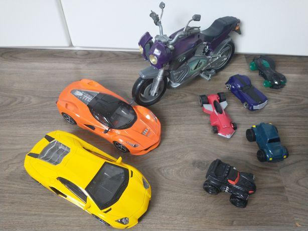 Samochody motor zestaw