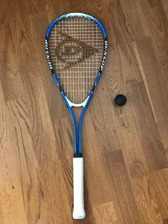 rakieta do squasha firmy Dunlop