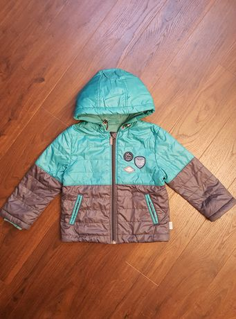 Демисезонная куртка Бемби (Bembi), р.86 плащевка
