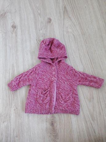 Sweterek niemowlęcy New Born r.56