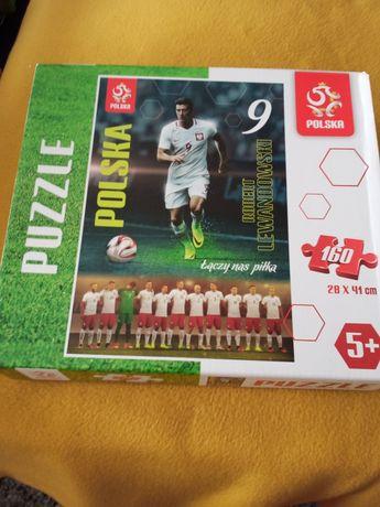 Puzzle Lewandowski Polska