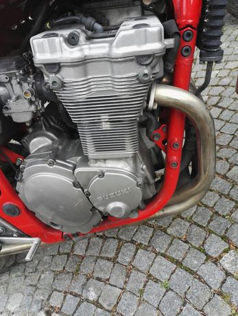 Suzuki gsf 600 bandit silnik kompletny gwarancja