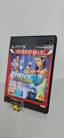 Gra Move Fitness PS3 w polskiej wersji językowej