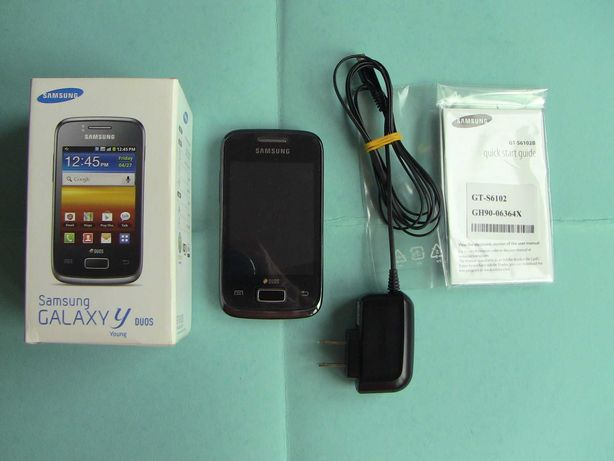 Телефон Samsung Galaxy duos GT-S6102B