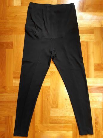 Spodnie ciążowe,  legginsy, hm, roz. L