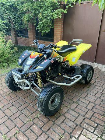 Квадроцикл Suzuki ltz 400