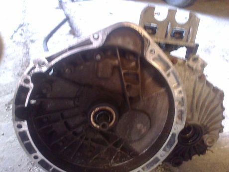 mercedes a-klasa 1.4 e skrzynia biegów