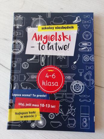Szkolny niezbędnik Angielski - to łatwe! Klasa 4-6