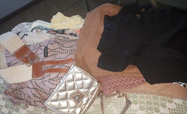 Mega paka zestaw ubrań- większość firmowych