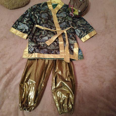 Новогодний костюм Султан(фото на ребенке вконце