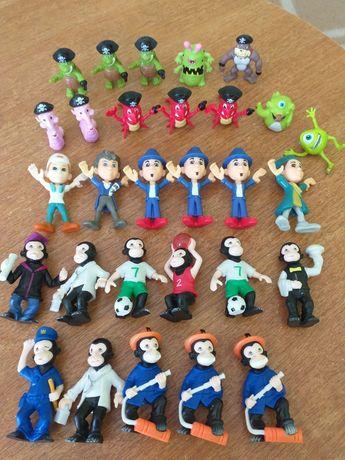 Zestaw zabawek figurki