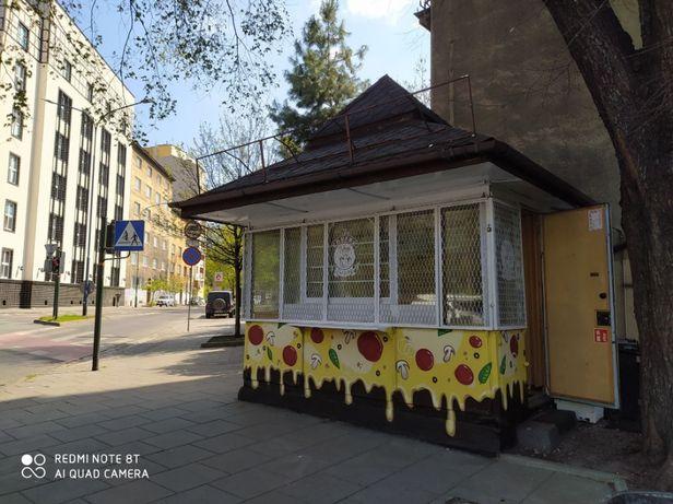 Sprzedam kiosk handlowy w centrum Krakowa