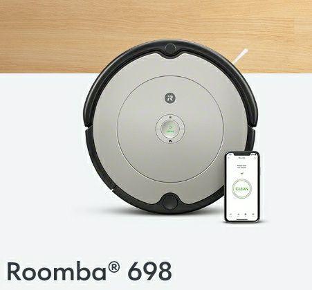 Aspirador Irobot Roomba 698