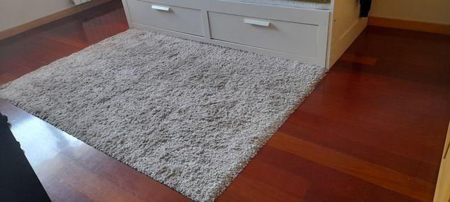 Carpete bege 135 x 195