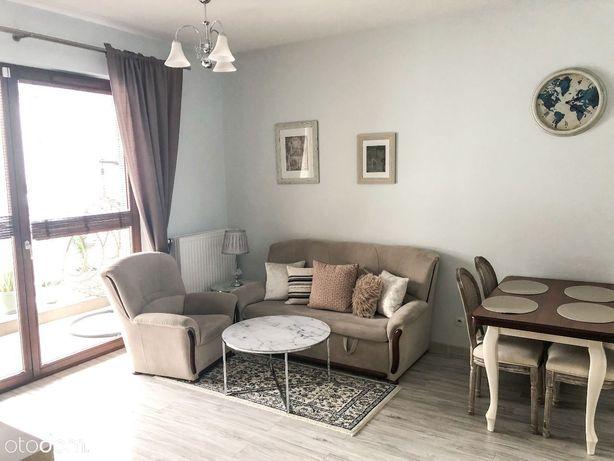 Wykończony apartament Modern Żoliborz