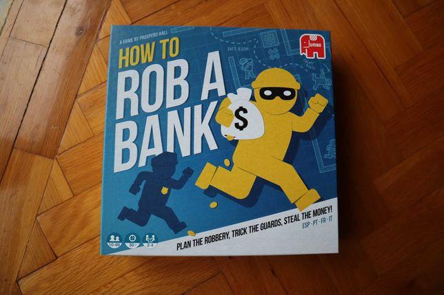 Jogo Tabuleiro : How to Rob a Bank