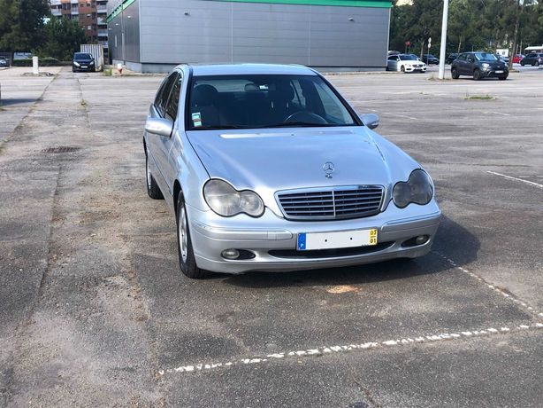 Mercedes Classe C 200cdi