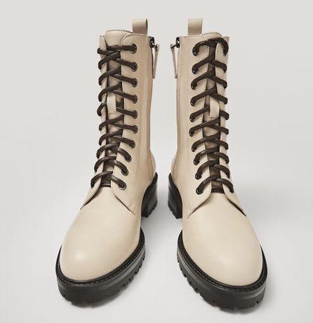Ботинки Massimo dutti 39