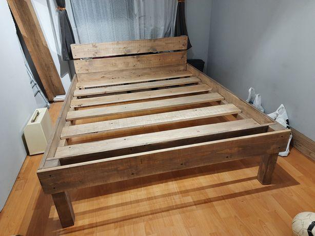 Rama łóżka 160x200