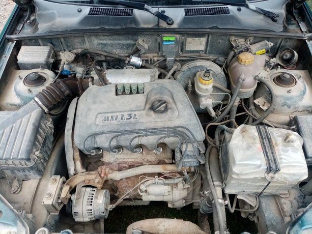 Daewoo sens 1.3 газ бензин