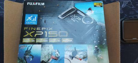 Kamera aparat sportowy Fujifilm xp150 uszkodzona