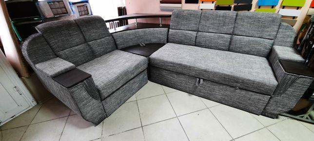 Новый угловой диван! г.Мариуполь