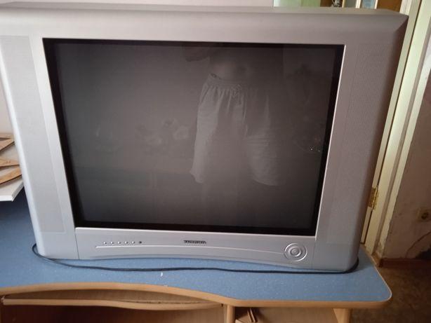 Телевізор рейнфорд, робочий, плоский екран