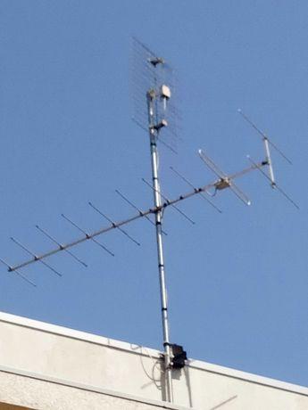 Antenas exterior