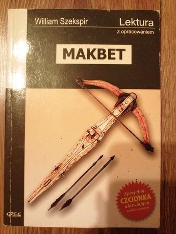 Lektura szkolna Makbet