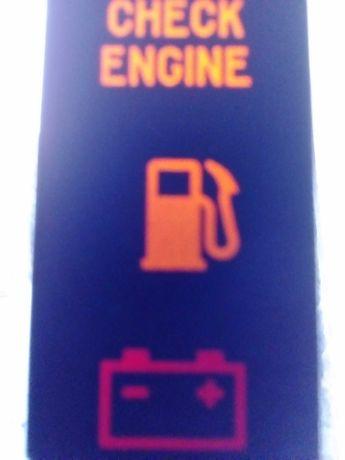 Светофильтр стандартной панели приборов ЗАЗ 1102/03/05