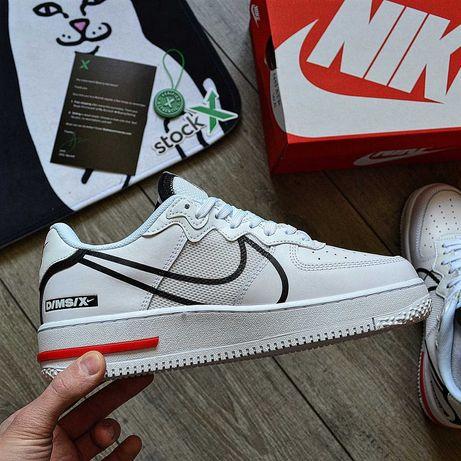 Nike Air Force 1 React 'Biały