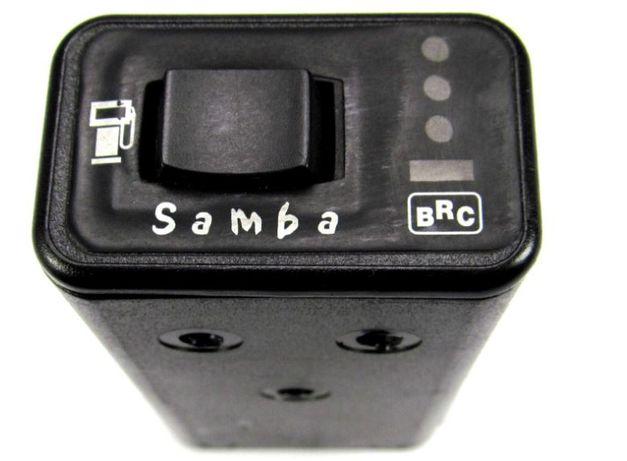 przełącznik centralka LPG BRC SAMBA 7pin ORG