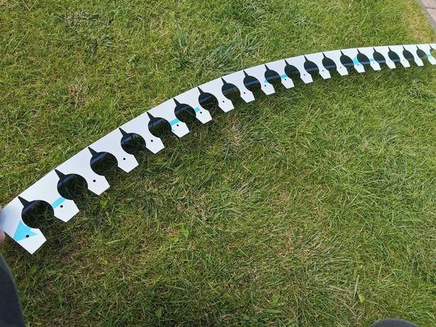 Profil łukowy balkonowy okapowy pk95 flex
