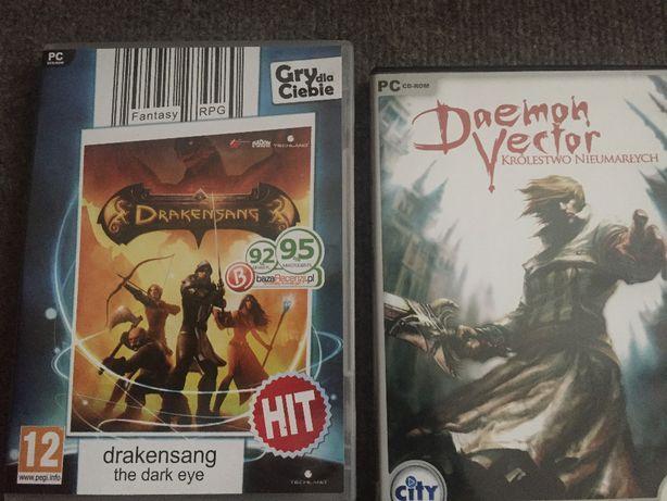 Gry PC Drakensang: The Dark Eye, Daemon Vector Królestwo Nieumarłych