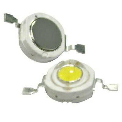 Светодиод 3W-белый,6500К