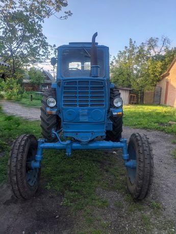 Трактор ЮМЗ-6 1986